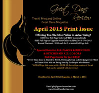 April Print Issue