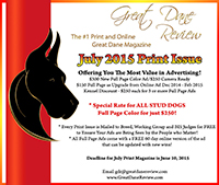 July Print Issue