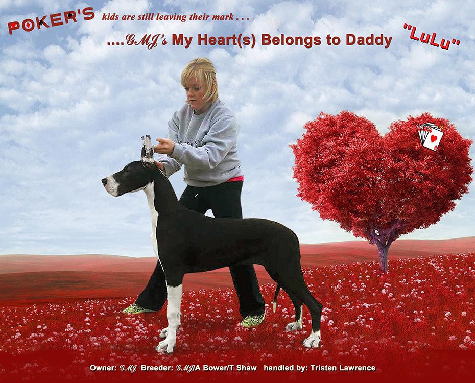 "February Feature – GMJ's My Heart(s) Belong to Daddy ""LuLu"""